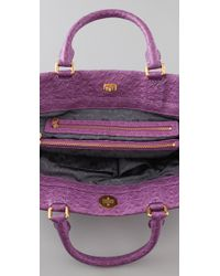 Marc By Marc Jacobs | Purple Ozzie Square Lucy Bag | Lyst