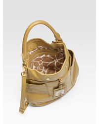 Marc By Marc Jacobs - Green Preppy Leather Hobo - Lyst