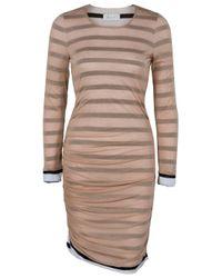 A.L.C. | Pink Reversible Baxter Dress | Lyst