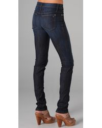 Joe's Jeans - Blue Visionaire Geraldine Skinny Jeans - Lyst
