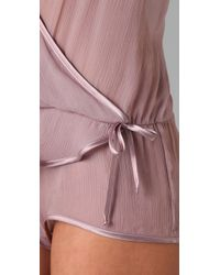 Kiki de Montparnasse | Pink Wrap Teddy | Lyst