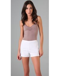Rachel Pally - Brown Cami Bodysuit - Lyst