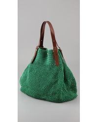 Elliot Mann - Green 24/7 Shoulder Bag - Lyst