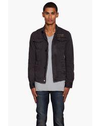 G-Star RAW - Black Longshore Jacket for Men - Lyst