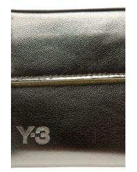 Y-3 - Metallic Gold Purse - Lyst