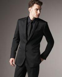 Dolce & Gabbana - Black Martini Jacket for Men - Lyst
