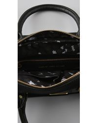 Marc By Marc Jacobs | Black House Of Snappy Satchel | Lyst