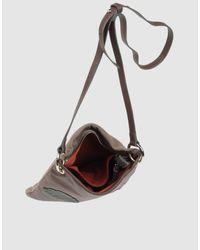 Nannini - Brown Medium Leather Bag - Lyst