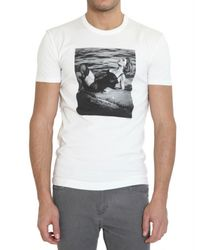 Dolce & Gabbana | White Kylie Minogue Print T-shirt for Men | Lyst
