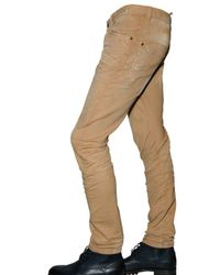 DSquared² - Natural Kenny Twist Jeans for Men - Lyst