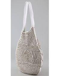 Tom Binns - Metallic Large Studded Bag - Lyst