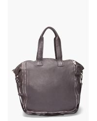 Alexander Wang | Gray Trudy Tote | Lyst