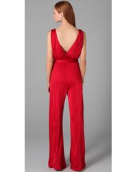 Lucy In Disguise - Red The Roxy Jumpsuit - Lyst
