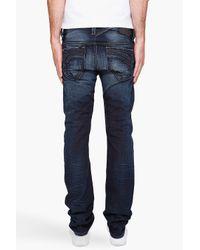 DIESEL - Blue Thanaz 880f Jeans for Men - Lyst