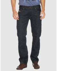 DIESEL | Blue Jeans for Men | Lyst