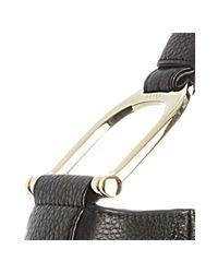 Gucci - Black Greenwich Medium Shoulder Bag - Lyst