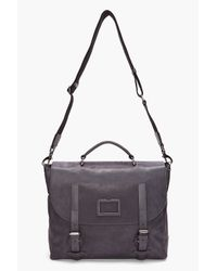 Mulberry - Gray Rockley Satchel for Men - Lyst