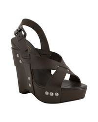 Ash | Brown Lucy Wedge | Lyst
