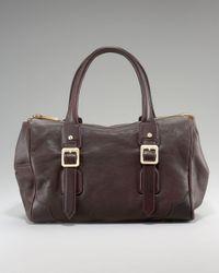 Hunter | Brown Kelso Doctor Bag Leather Satchel | Lyst