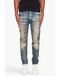 Diesel Black Gold | Blue Superbia 80l Jeans for Men | Lyst