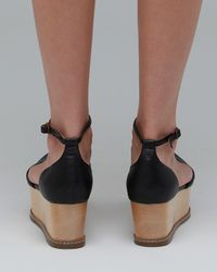 Jeffrey Campbell | Sue Bee in Black | Lyst