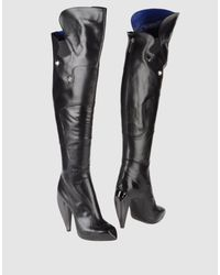 Raphael Young | Black High-heeled Boots | Lyst