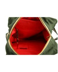 Juicy Couture - Green Trickster Backpack - Lyst