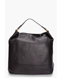 Marc By Marc Jacobs - Black Bianca Front Pocket Hobo - Lyst