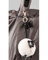 See By Chloé   Gray Joyrider Large Shoulder Bag   Lyst