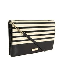 kate spade new york | Black Copper Square Kaley | Lyst