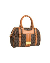 L.A.M.B. | Brown Beaumont Satchel | Lyst