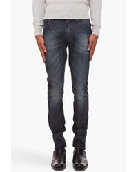 Nudie Jeans | Blue Thin Finn Nightster Jeans for Men | Lyst