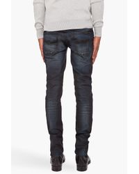 Nudie Jeans   Blue Thin Finn Nightster Jeans for Men   Lyst