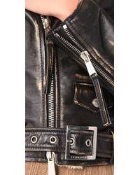 DSquared² | Christopher Kiodo Jacket in Black | Lyst