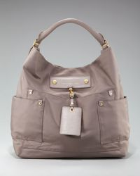 Marc By Marc Jacobs | Natural Preppy Nylon Hobo | Lyst