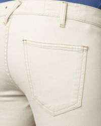 Textile Elizabeth and James - White Jimi Ghost Jeans - Lyst
