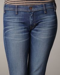 Textile Elizabeth and James - Blue Jimi Juicebox Flare Jeans - Lyst