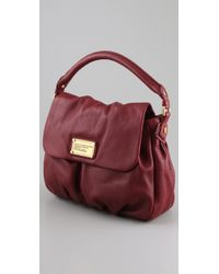 Marc By Marc Jacobs - Red Classic Q Lil Ukita Satchel - Lyst