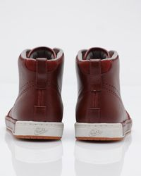 Nike   Brown Air Royal Mid for Men   Lyst