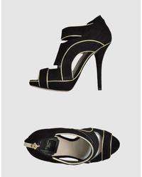 Dior | Black Shoe Boots | Lyst