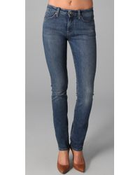 M.i.h Jeans | Blue Boston Slim Leg Jeans | Lyst
