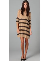 By Malene Birger | Natural Chantelle Dress with Lace | Lyst
