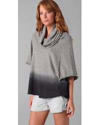 Joie - Gray Celia Sweater - Lyst