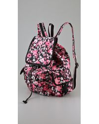 LeSportsac | Black Felicity Voyager Backpack | Lyst