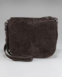 Alexander Wang | Brown Lia Crossbody Bag | Lyst