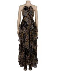 Elizabeth and James | Brown Garrison Animal-print Dress | Lyst
