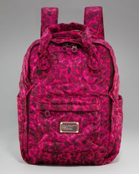 Marc Jacobs - Pink Pretty Nylon Backpack - Lyst