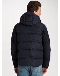 Moncler - Black Andersen Bomber Jacket for Men - Lyst