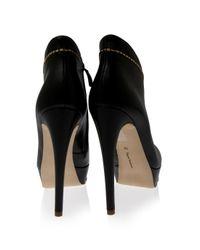 Rupert Sanderson - Black Prowess Ankle Boots - Lyst