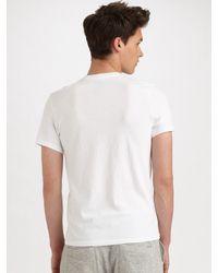 VINCE | Gray Plaid Sport Shirt for Men | Lyst